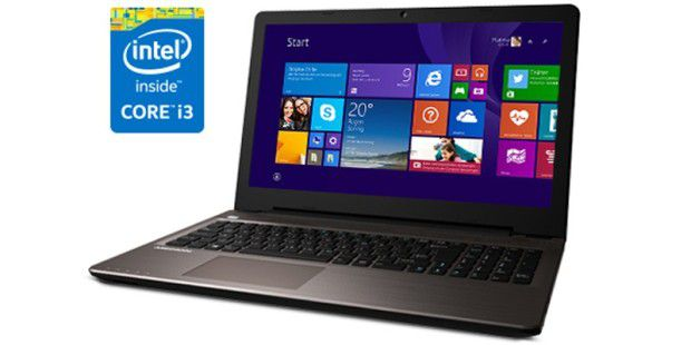 Im Test: Aldi-Notebook Medion Akoya E6416