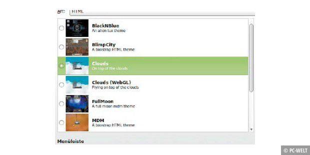 Linux Mint XFCE 15 vorgestellt - PC-WELT