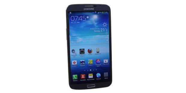 Smartphone-Riese Samsung Galaxy Mega 6.3 im Test