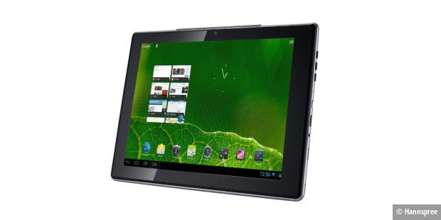 Günstiges Android-Tablet Hannspad SN97t41W