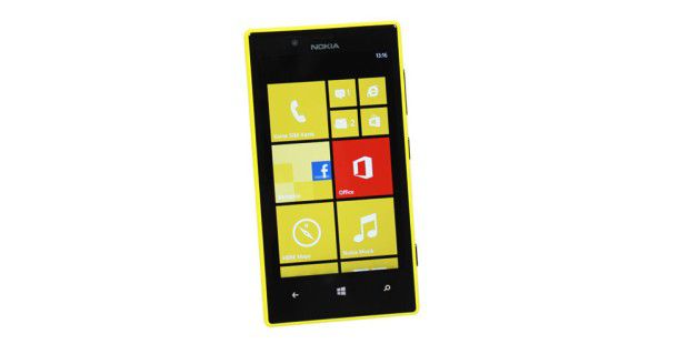 Windows Phone Nokia Lumia 720 im Test