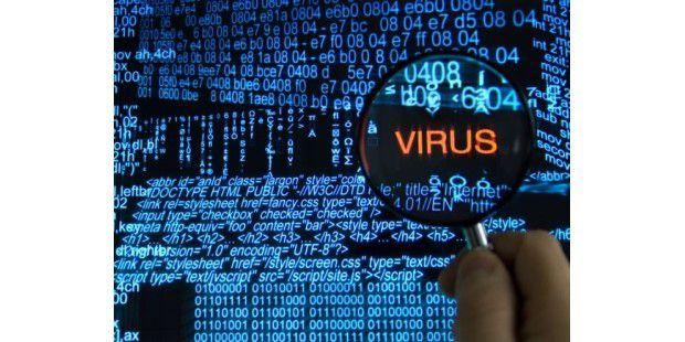 So schützen Sie Ihren Rechner vor aktuellen Viren.