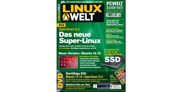 LinuxWelt 1/2013 - jetzt am Kiosk!