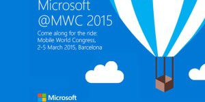 MWC 2015: Microsoft-Event am 2.3. im Live-Stream