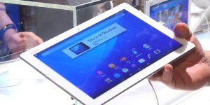 Video: Sony Xperia Z4 Tablet - Hands-on / Erster Test