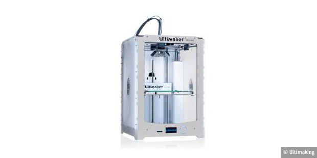 Der Ultimaking Ultimaker 2 Extended