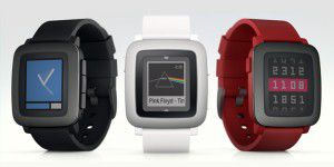 Pebble Time mit Kickstarter-Rekord