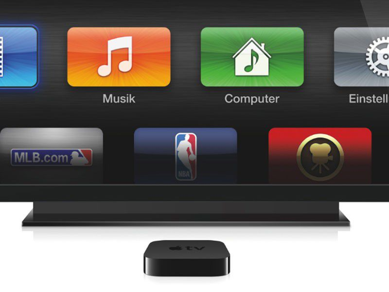 apple tv versus smart tv macwelt. Black Bedroom Furniture Sets. Home Design Ideas