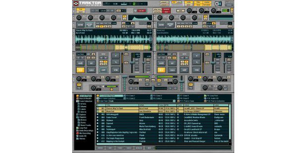 Traktor DJ Studio 2.6 von Native Instruments