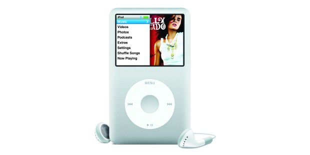 iPod 5G - Video, weiß