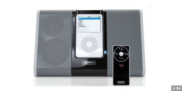 Griffin Journi iPod Boombox