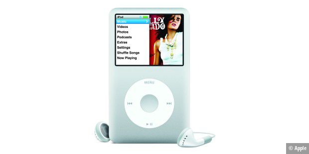 iPod Classic September 2007