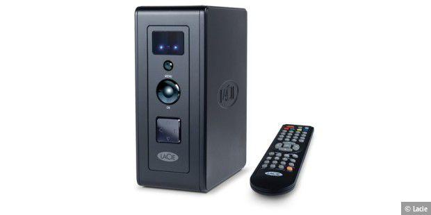 Multimedia Festplatte
