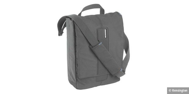 Contour Active Vertical Notebook Messenger