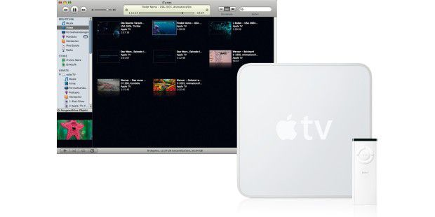 Workshop Apple TV: 01aufmacher