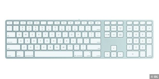 Apple, Tastatur