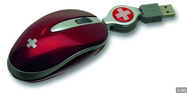 Swiss Travel, Swiss Mobile Mouse