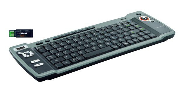 Trust Vista Remote Keyboard KB-2950