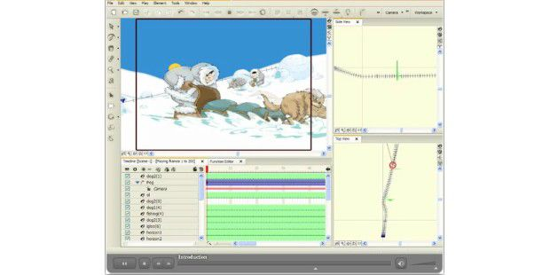 Toon Boom Studio Express: Animationssoftware für Comic-Zeichner