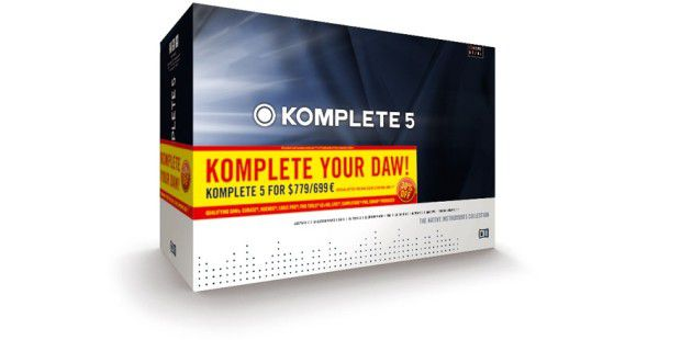 Komplete your DAW