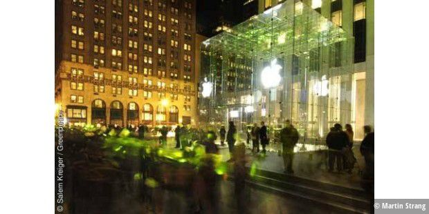 Greenpeace-Apple-Store