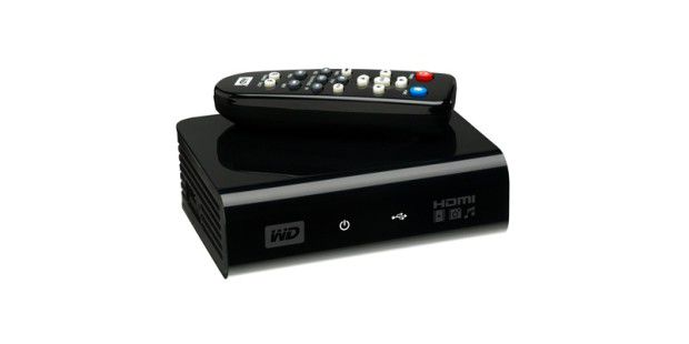 Western Digital WD TV
