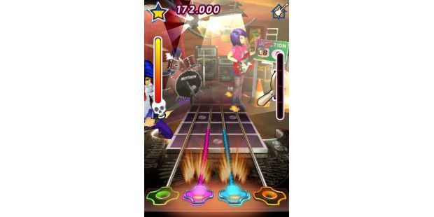 Guitar Rock Tour ist ein Guitar-Hero-Klon