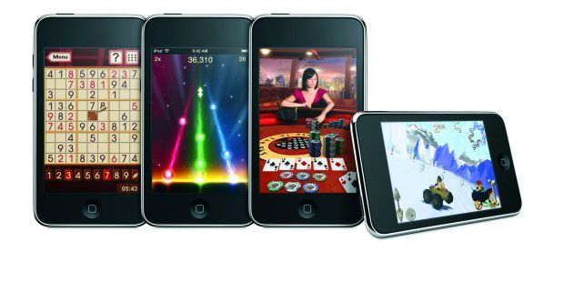iPod Touch 2008