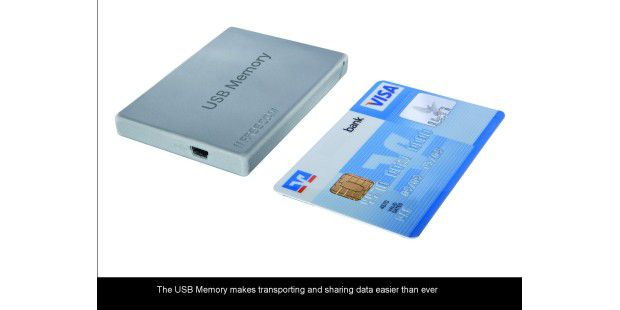 Freecom USB Memory Card