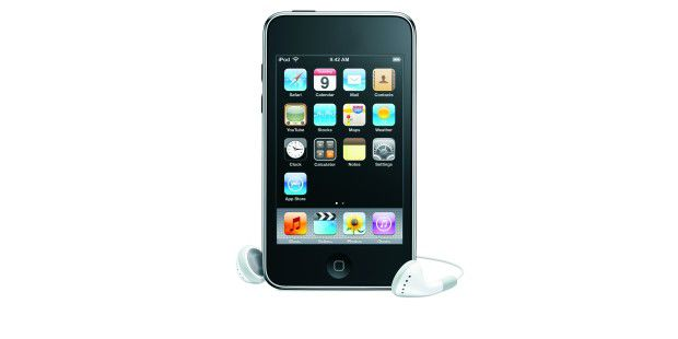 iPod Touch - Front