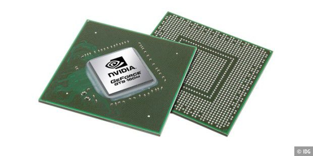 Nvidia GeForce GTS 160M