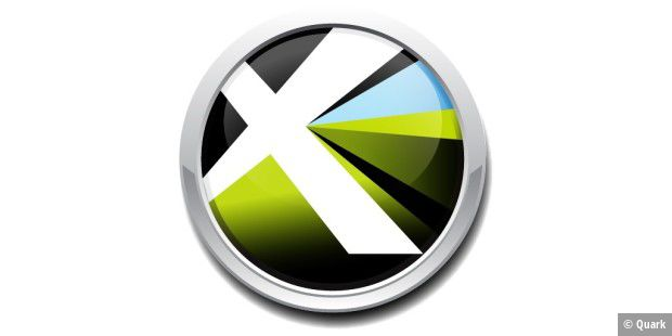 Quark Xpress 8 Logo