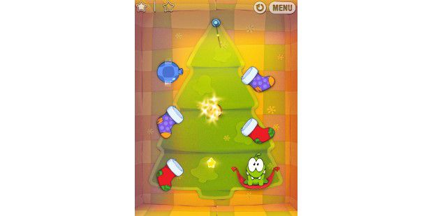 Cut the Rope Holiday Gift