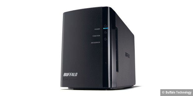 Buffalo Technology Linkstation Duo
