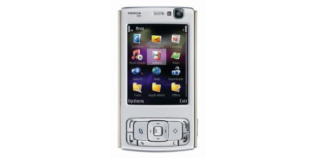 iPhone: Nokia_N95