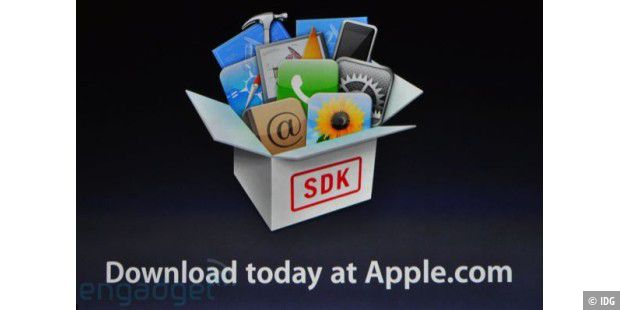 Engadget iPad SDK