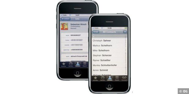 iPhone-Tipps: iphone_adressbuch
