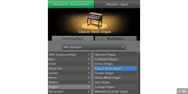 Softwareinstrument