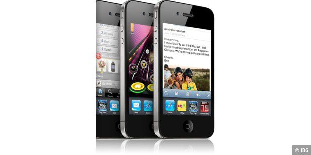 iPhone 4 Apple-Promo