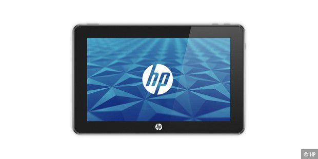 HP Tablet Slate