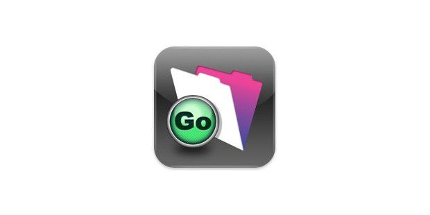 Filemaker Go iPhone Icon