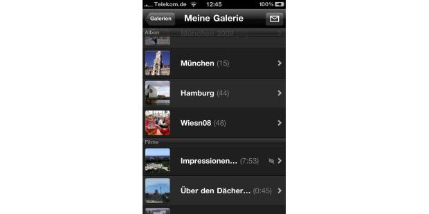 Mobile Me Galerie