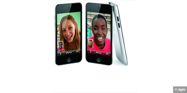 iPod Touch 2010 Facetime