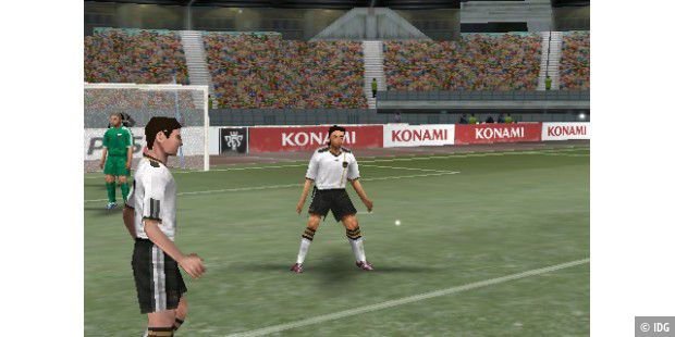 Pro Evolution Soccer iPhone 07