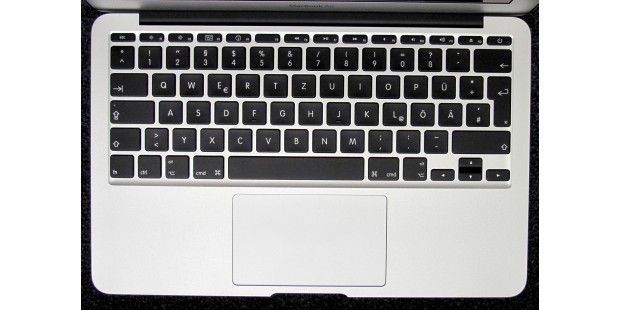 12 Macbook Air Tastatur