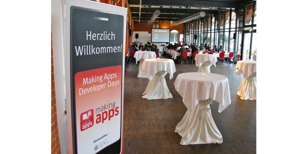 Making Apps Developer Days 03