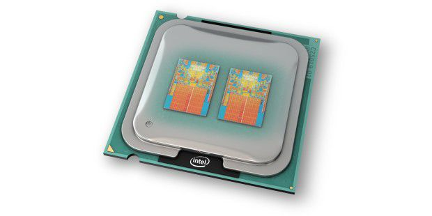 Intel Penryn Quadcore