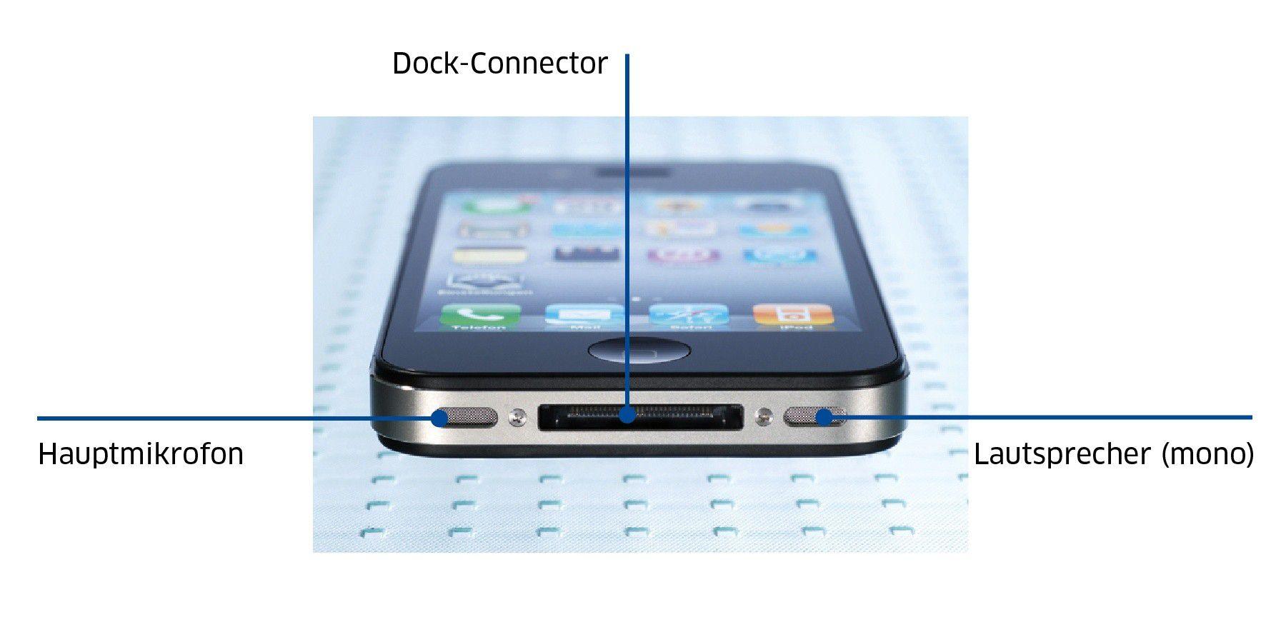 hardware check f r iphone 4 macwelt. Black Bedroom Furniture Sets. Home Design Ideas