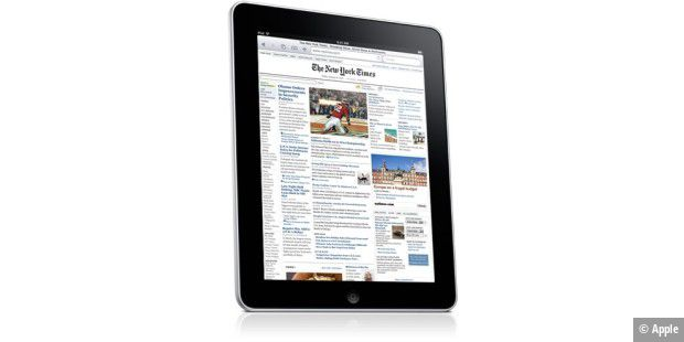 iPad safari