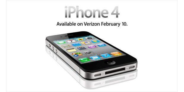 iPhone 4 CDMA Verizon